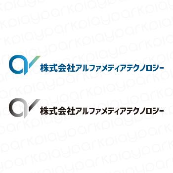 株式会社アルファメディアテクノロジーロゴ