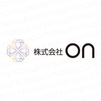 株式会社onロゴ